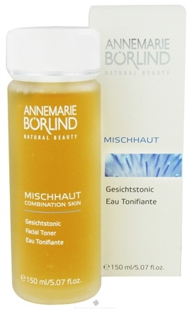 Zoom View - Annemarie Borlind Natural Beauty Combination Skin Facial Toner