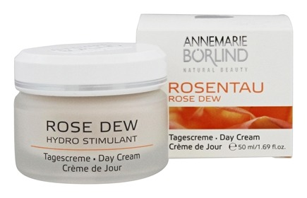 Borlind of Germany - Annemarie Borlind Natural Beauty Rose Dew Hydro Stimulant Day Cream - 1.69 oz.