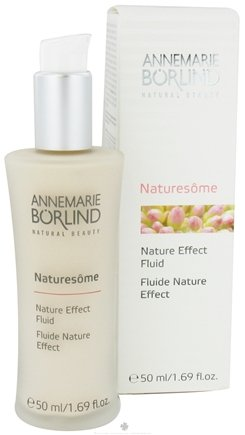 DROPPED: Annemarie Borlind - Natural Beauty Naturesome Natural Effect Fluid - 1.69 oz. CLEARANCE PRICED