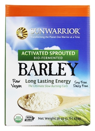 DROPPED: Sunwarrior - Activated Barley - 1 lb.