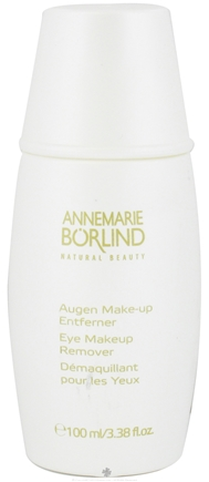 DROPPED: Borlind of Germany - Annemarie Borlind Natural Beauty Eye Makeup Remover - 3.38 oz. CLEARANCE PRICED