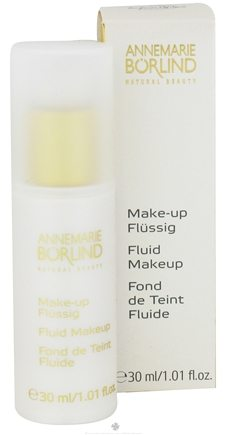 Zoom View - Annemarie Borlind Natural Beauty Fluid Makeup