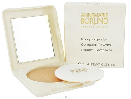 DROPPED: Annemarie Borlind - Natural Beauty Compact Powder Sun 05 - 0.31 oz. CLEARANCE PRICED