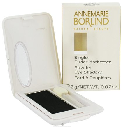 Zoom View - Annemarie Borlind Natural Beauty Powder Eye Shadow