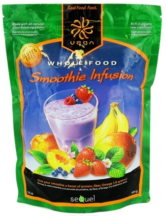 DROPPED: Vega - Whole Food Smoothie Infusion - 16 oz. CLEARANCE PRICED