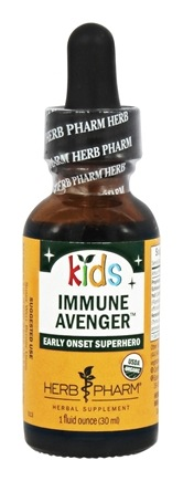Herb Pharm - Kids Immune Avenger - 1 oz. Formerly Children's Winter Health Compound