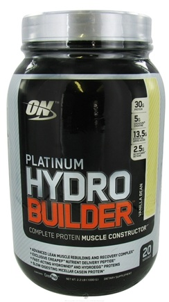 Zoom View - Platinum Hydro Builder