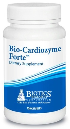 DROPPED: Biotics Research - Bio-Cardiozyme Forte - 360 Tablets CLEARANCE PRICED