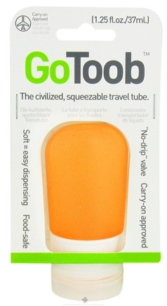 Zoom View - GoToob Squeezable Travel Tube