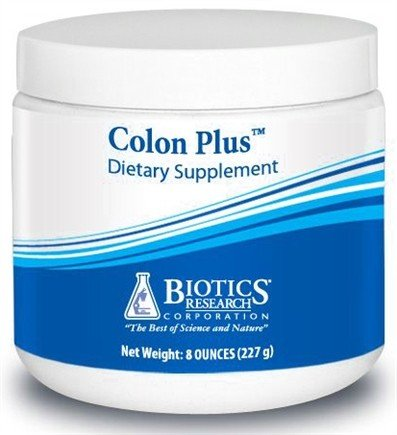 DROPPED: Biotics Research - Colon Plus - 8 oz. CLEARANCE PRICED