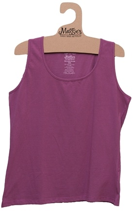 DROPPED: Maggie's Organics - Women's Tank Large Dusty Lilac - CLEARANCE PRICED