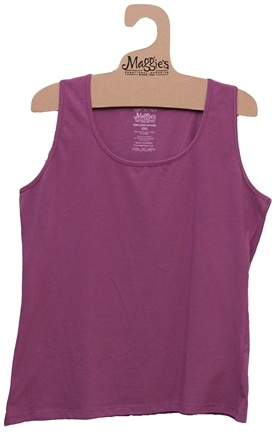 DROPPED: Maggie's Organics - Women's Tank X-Large Dusty Lilac - CLEARANCE PRICED