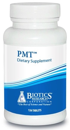 DROPPED: Biotics Research - PMT - 126 Tablets CLEARANCE PRICED