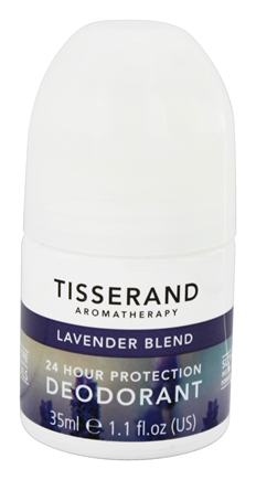 DROPPED: Tisserand Aromatherapy - Deodorant Roll-On Cooling Organic Lavender & Lemon - 1.1 oz.