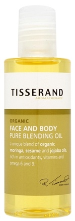 DROPPED: Tisserand Aromatherapy - Pure Blending Oil Face and Body Organic - 3.3 oz. CLEARANCE PRICED