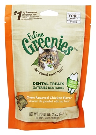 Zoom View - Feline Dental Treats