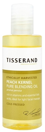DROPPED: Tisserand Aromatherapy - Pure Blending Oil Peach Kernal Ethically Harvested - 3.3 oz. CLEARANCE PRICED
