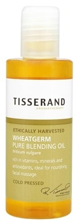 DROPPED: Tisserand Aromatherapy - Pure Blending Oil Wheatgerm Ethically Harvested - 3.3 oz. CLEARANCE PRICED