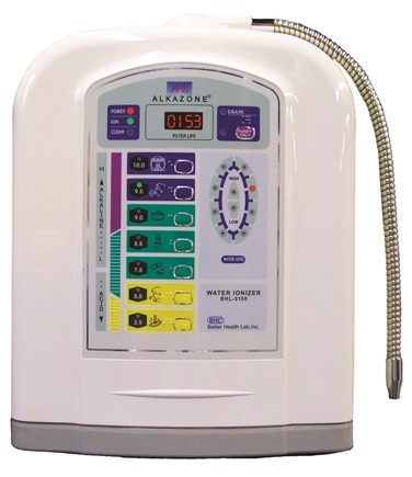 Zoom View - Water Ionizer Model BHL-3100