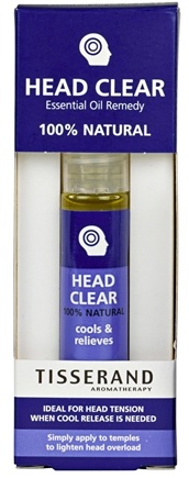 Zoom View - Roller Ball Head Clear Essential Oil Remedy