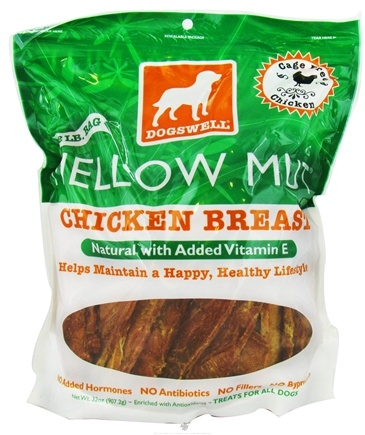 Zoom View - Mellow Mut Natural With Added Vitamin E