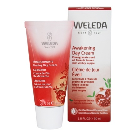 Weleda - Pomegranate Firming Day Cream - 1 oz.