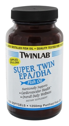Zoom View - Super Twin EPA/DHA Fish Oil