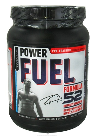 Zoom View - Power Fuel Formula 52