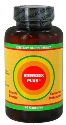 DROPPED: Trask Nutrition - Energex Plus - 90 Capsules CLEARANCE PRICED