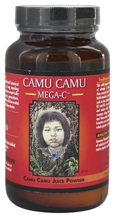 Zoom View - Camu Camu Mega C Juice Powder