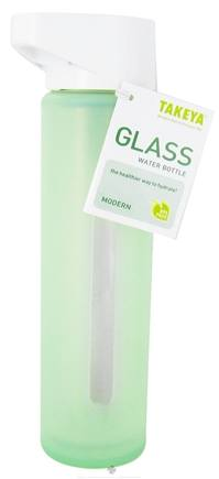 Zoom View - Modern Glass Water Bottle