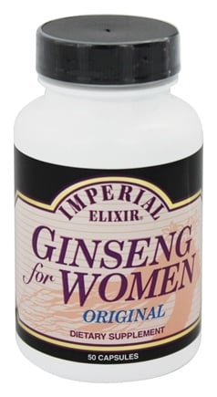 Zoom View - Ginseng For Women
