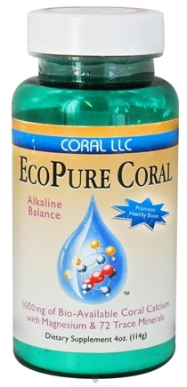 DROPPED: Coral LLC - EcoPure Coral - 4 oz. CLEARANCE PRICED