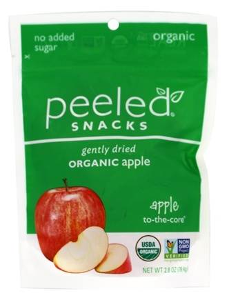 DROPPED: Peeled Snacks - Organic Fruit Picks Apple-2-The-Core - 2.8 oz.