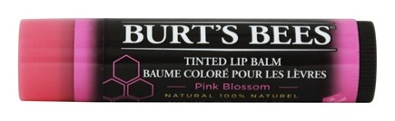 DROPPED: Burt's Bees - Tinted Lip Balm Pink Blossom - 0.15 oz.