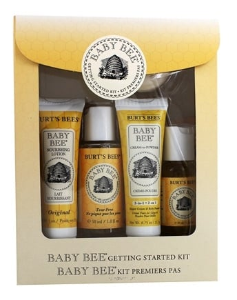 Burt's Bees - Baby Bee Getting Started Kit - 5 Piece(s)