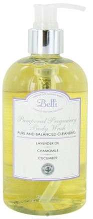 DROPPED: Belli - Pampered Pregnancy Body Wash - 12 oz. CLEARANCE PRICED