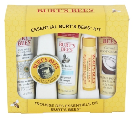 DROPPED: Burt's Bees - Essential Burt's Bees Skin Care Kit - 5 Piece(s)