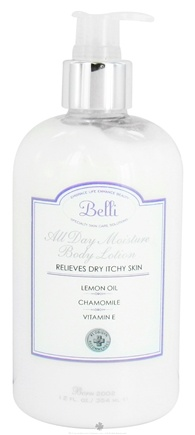 DROPPED: Belli - All Day Moisture Body Lotion - 12 oz. CLEARANCE PRICED
