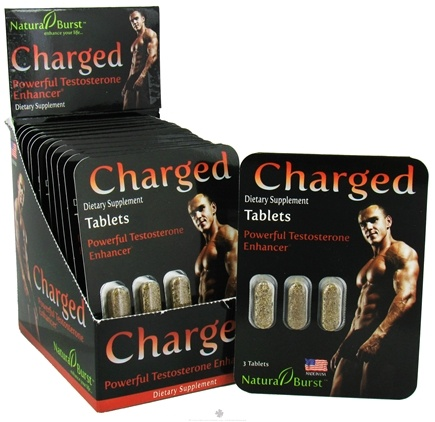 DROPPED: Neutralean - Charged Powerful Testosterone Enhancer - 3 Tablets CLEARANCE PRICED