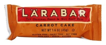 Larabar - Original Fruit & Nut Bar Carrot Cake - 1.6 oz.