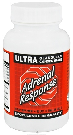 DROPPED: Ultra Enterprises - Adrenal Response - 60 Tablets CLEARANCE PRICED