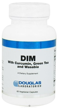 Zoom View - DIM with Curcumin, Green Tea and Wasabia
