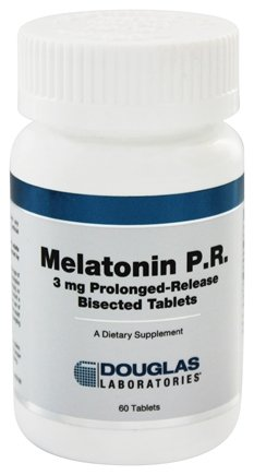Zoom View - Melatonin P.R.