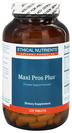 DROPPED: Ethical Nutrients - Maxi Pros Plus - 225 Tablets