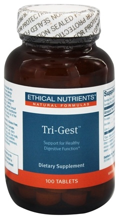 DROPPED: Ethical Nutrients - Tri-Gest - 100 Tablets