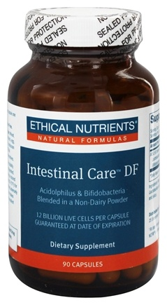 DROPPED: Ethical Nutrients - Intestinal Care DF - 90 Capsules