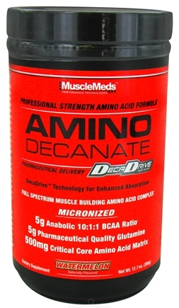 Zoom View - Amino Decanate Professional Strength Amino Acid Formula