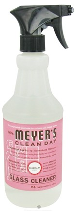 DROPPED: Mrs. Meyer's - Clean Day Glass Cleaner Rosemary - 24 oz.