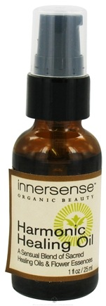 DROPPED: Innersense Organic Beauty - Harmonic Healing Oil - 1 oz. CLEARANCE PRICED